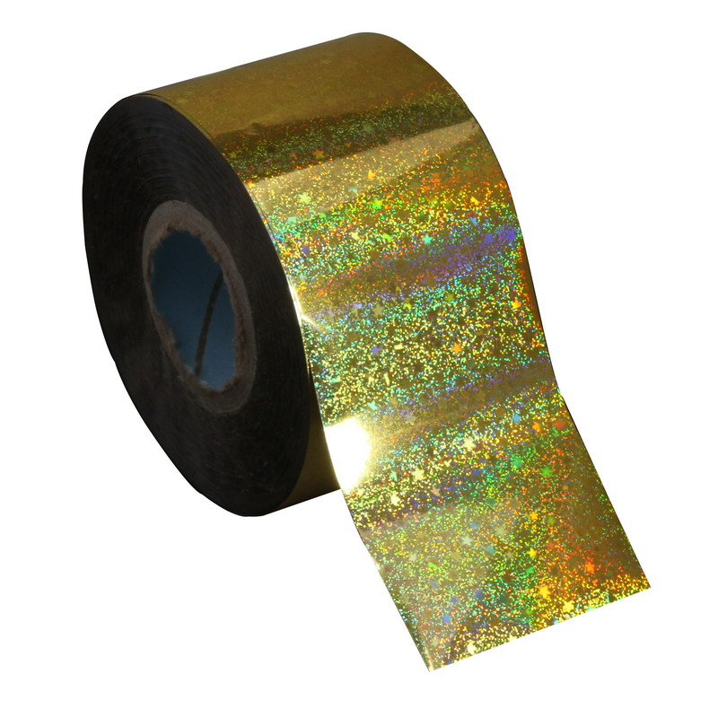 New Arrival Shine Shiny Nail Foil Roll Holographic Rainbow Effect Nail Art Sticker DIY Manicure Decals Wholesale Retail WY303 mioblet 2g box mirror effect nail glitter powder shiny rose gold purple mirror chrome powder dust nails art pigment diy manicure