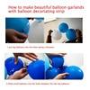 Ballon Chain Wedding Birthday  2
