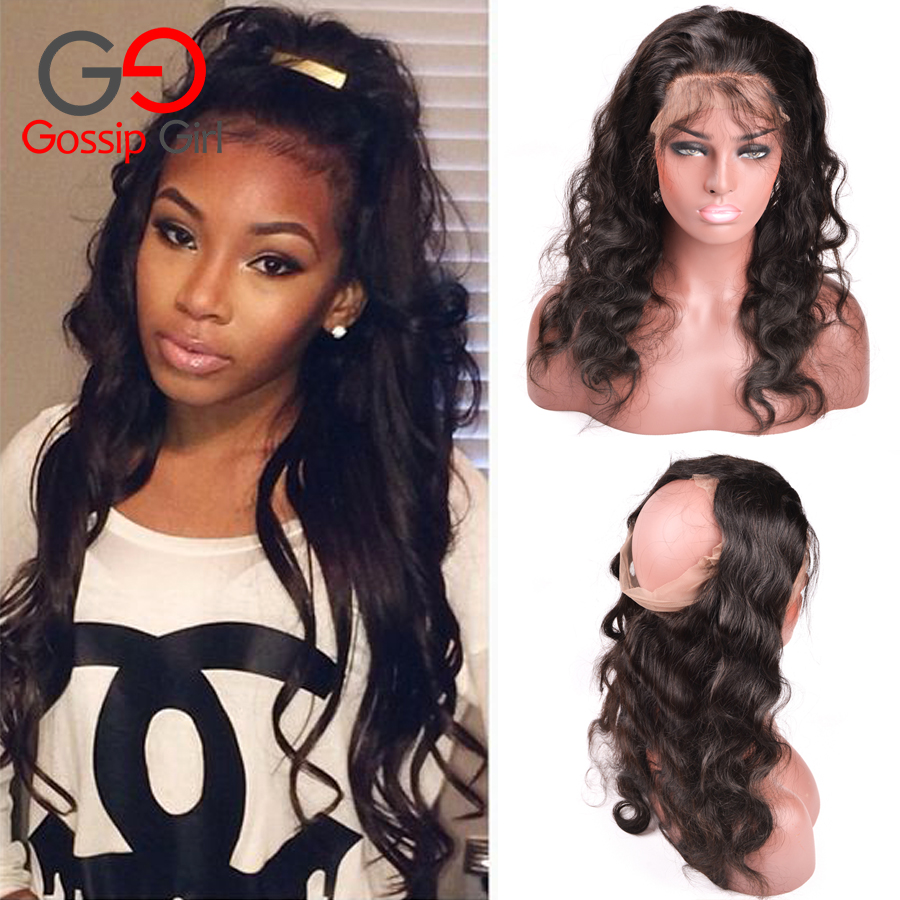 Aliexpress com buy gossip girl pre plucked 360 lace frontal band malaysian virgin hair body wave frontal 360 lace virgin hair cheap lace frontals from