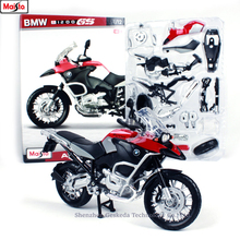 Maisto 1:12 BMW R1200 GS assembled alloy motorcycle model motorcycle model assembled DIY toy tools maisto 1 12 ducati 696 assembled alloy motorcycle model motorcycle model assembled diy toy tools