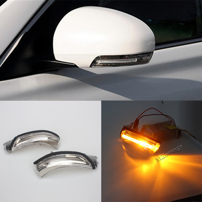 JAPAN For TOYOTA PRIUS,REIZ,WISH,MARK X,CROWN,AVALON 2008 2009 2010 2011 2012 Right & Left Outside side Mirror LED Turn Signal eemrke for toyota voxy 2007 2008 2009 2010 2011 2012 2013 side rear view mirror lights led drl turn signals