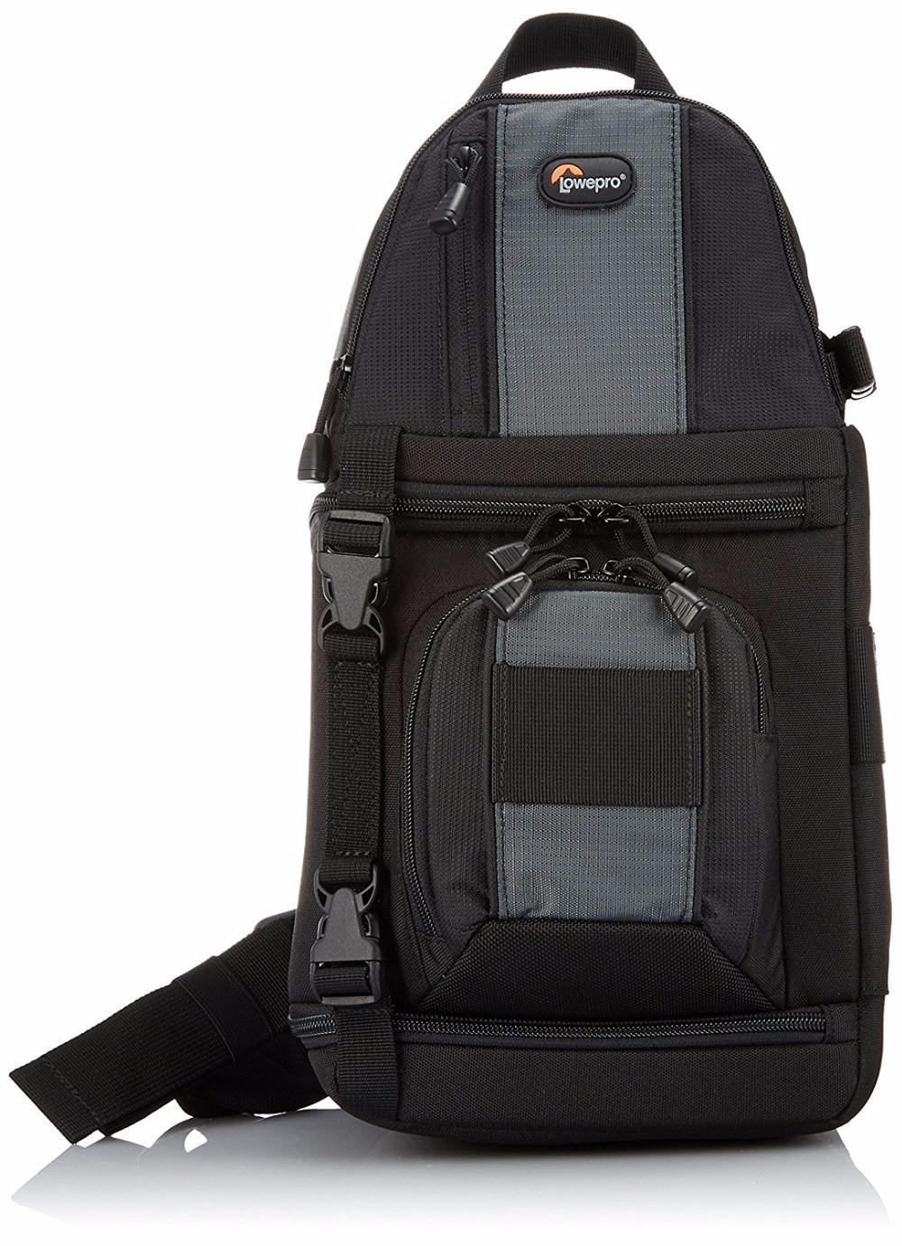 Fast shipping Genuine Lowepro SlingShot 102 AW SlingShot 102 AW DSLR Camera Photo Sling Shoulder Bag with all Weather Cover сумка lowepro photo sport shoulder 12l