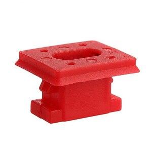Image 2 - Hebilla de fijación para Panel Interior de 20 piezas, para BMW E46 / E65 / E66/E83N, Clips embellecedores para tablero, arandelas para insertar en tira roja