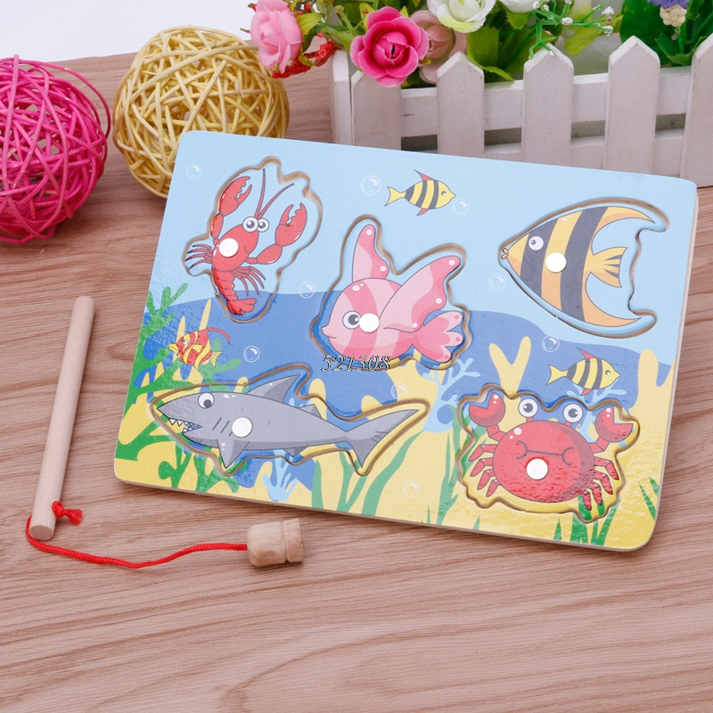 Magnetic-Fishing-Toy-Fishing-Game-Jigsaw-Puzzle-Board-Jigsaw-Puzzle-Board-Juguetes-Fish-Magnet-Wooden-Fish-Toys-For-Children-2