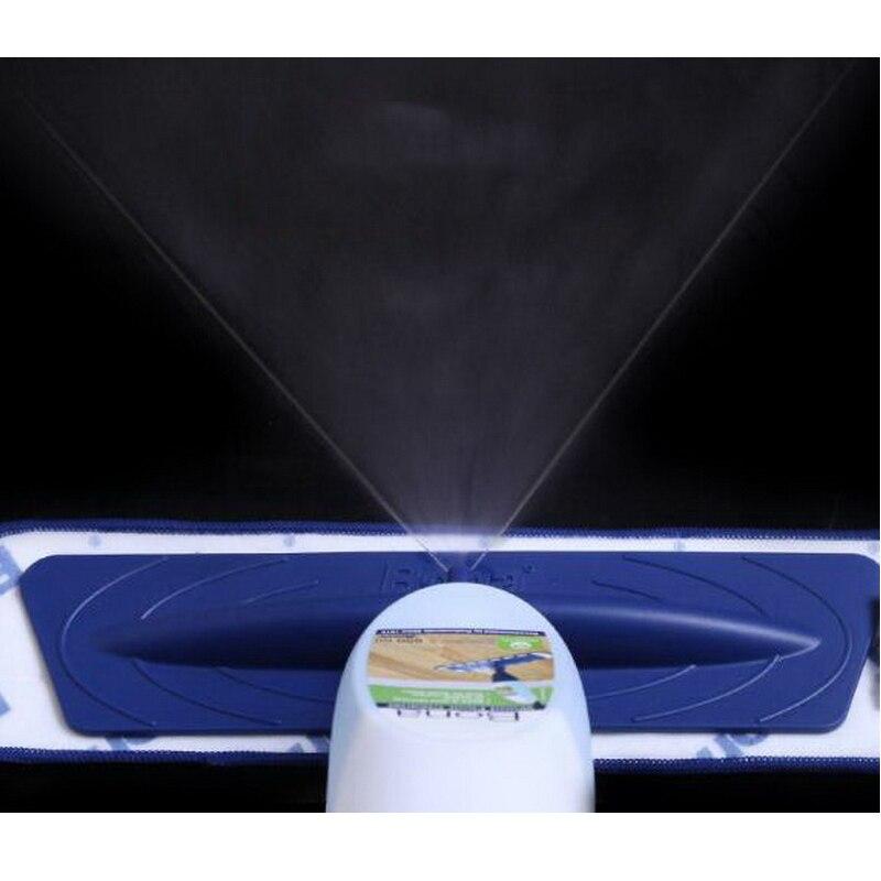 131012/Solid wood flooring mop/Spray spray mop/Polymer fine nozzle/Ultrafine fiber cloth/Home mop/hand wash lazy flat mop/