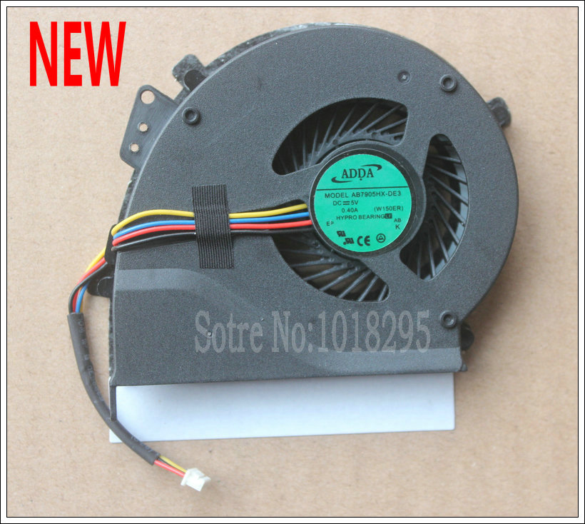 Laptop CPU Cooling Fan for Acer Extensa 5235 5635 5635G 5635Z 5635ZG emachines E528 E728 AB0805HX-TBB CWZR6 MG55100V1-Q060-S99