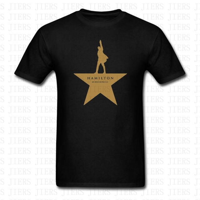 Fashion Hamilton American Musical Broadway TShirt Size XS
