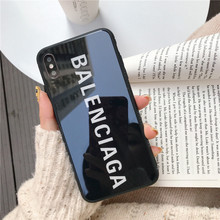 Balenciaga Phone Case iPhone 6 6s Plus 7 8 Plus X XR XS Max