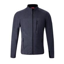 купить Autumn Winter Running Jacket Windproof Warm Men Jacket Fleece Full zipper Sport Jersey Outdoor Causal Coat  Women Coat Jacket дешево