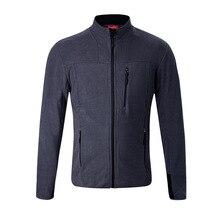 Autumn Winter Running Jacket Windproof Warm Men Fleece Full zipper Sport Jersey Outdoor Causal Coat  Women