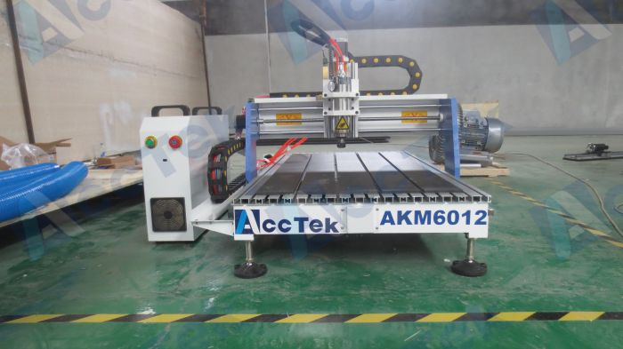High Quality Cnc 4 Axis Milling Machine 6012 /6090 For Stone/wood/acrylic/aluminum /pvc