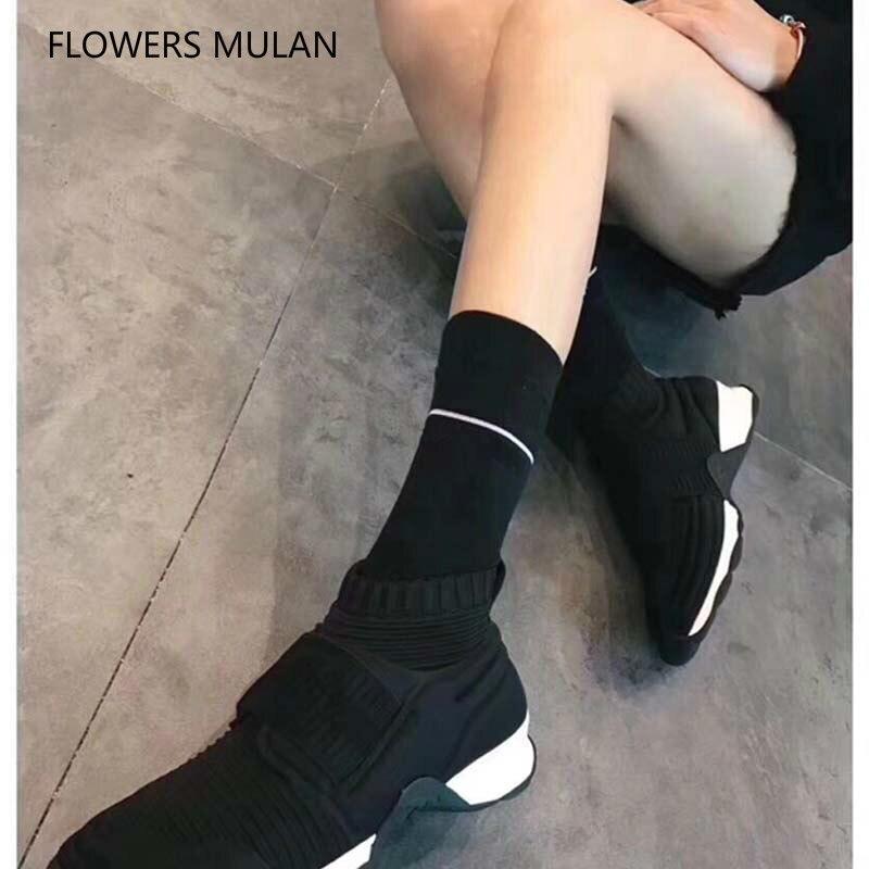 Bangnifamily Et Respirant De Chaussettes Brillant Flexible argent Léger Scintillant Femmes Noir Luxe Casual Marque Chaussures qB7Yf