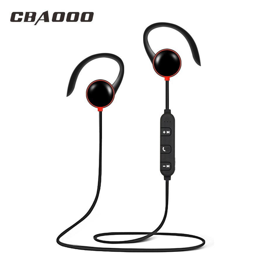CBAOOO K3 Bluetooth Earphone Wireless Bluetooth Headphone Sport headset Stereo Headset with Microphone for xiaomi iphone