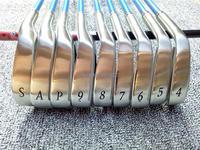 Men\'s golf club full set of MP1000 golf clubs set golf irons 9 without golf bag graphite shaft