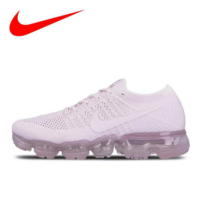 3daf2a11c2f Hot Sales Original New Arrival Official Nike Air VaporMax Flyknit Women s  Breathable Running Shoes Sports Sneakers Trainers-in Running Shoes from  Sports ...