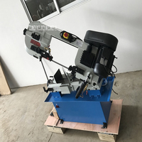 New BS 712N Metal Cutting Band Saw Machine High quality Metal Saw Professional Desktop Bandsaw Machine 750W 110V/220V/380V 50Hz