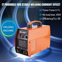 (Ship From DE)Compact Welding Machine Electric DC TIG Welder Cutter Input Voltage 220V For Carbon Steel Alloy Cutting EU Plug
