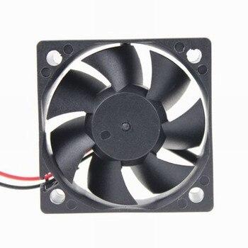 100pcs Gdstime Factory Wholesale DC 5V 2Pin 50mm Power Brushless Cooler Cooling Fan 50x50x20mm 5020