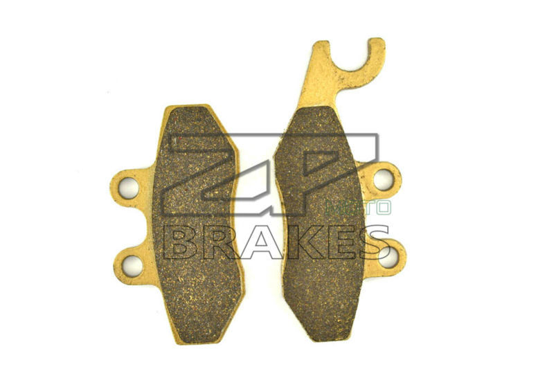 Motorcycle Accessories Brake Pads For PIAGGIO VESPA GTV 4T NAVY 125 2008 X9 EVOLUTION HENGTONG font