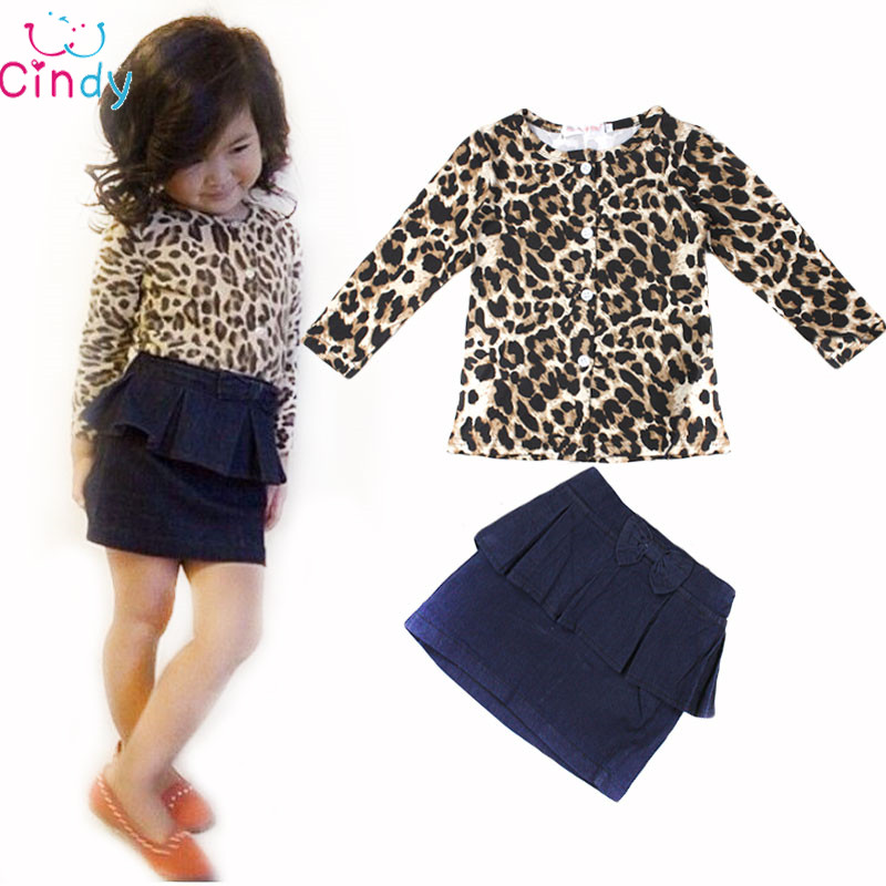 Online buy wholesale leopard print clothing from china for Leopard print shirts for toddlers