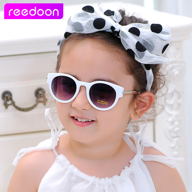 2016 New Fashion Children Sunglasses Boys Girls Kids Baby Child Sun Glasses Goggles UV400 mirror glasses Wholesale Price 1052