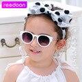 2016 Nova Moda Infantil Óculos de Sol Meninos Meninas Crianças Bebê Criança óculos de Sol Óculos UV400 espelho óculos de Preços Por Atacado 1052