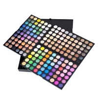 180 Colors 3 Layers Professional Eye Shadow Palette Glitter Shimmer Matte Eyeshadow Make Up Pallete Beauty