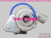NEW CT20 17201 54060 Turbo Turbocharger for TOYOTA Hiace Hilux Landcruiser,2L T 2.4L 90HP