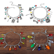 STRANGER THINGS Crystal Beads Alloy Pendant Fashion Alloy Br