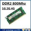 Promoção 1 gb 2 gb 4 gb de memória ddr2 800 pc2-6400 so-dimm laptop ddr2, ddr2 800 2 gb pc2 6400 sdram notebook, memória ram ddr2 2 gb 800 mhz dimm