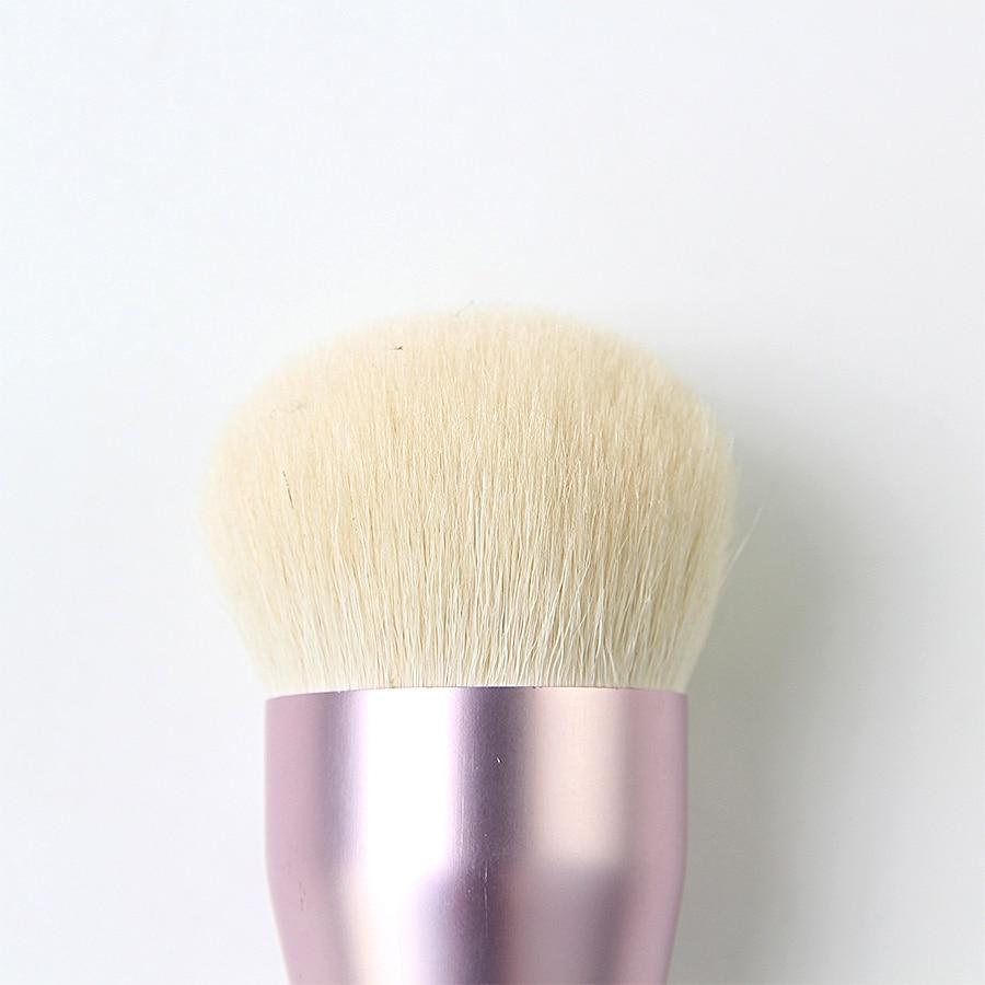 ENERGY Marka Camellia Powder Foundation Kabuki Brush Goat Pędzle do - Makijaż - Zdjęcie 4