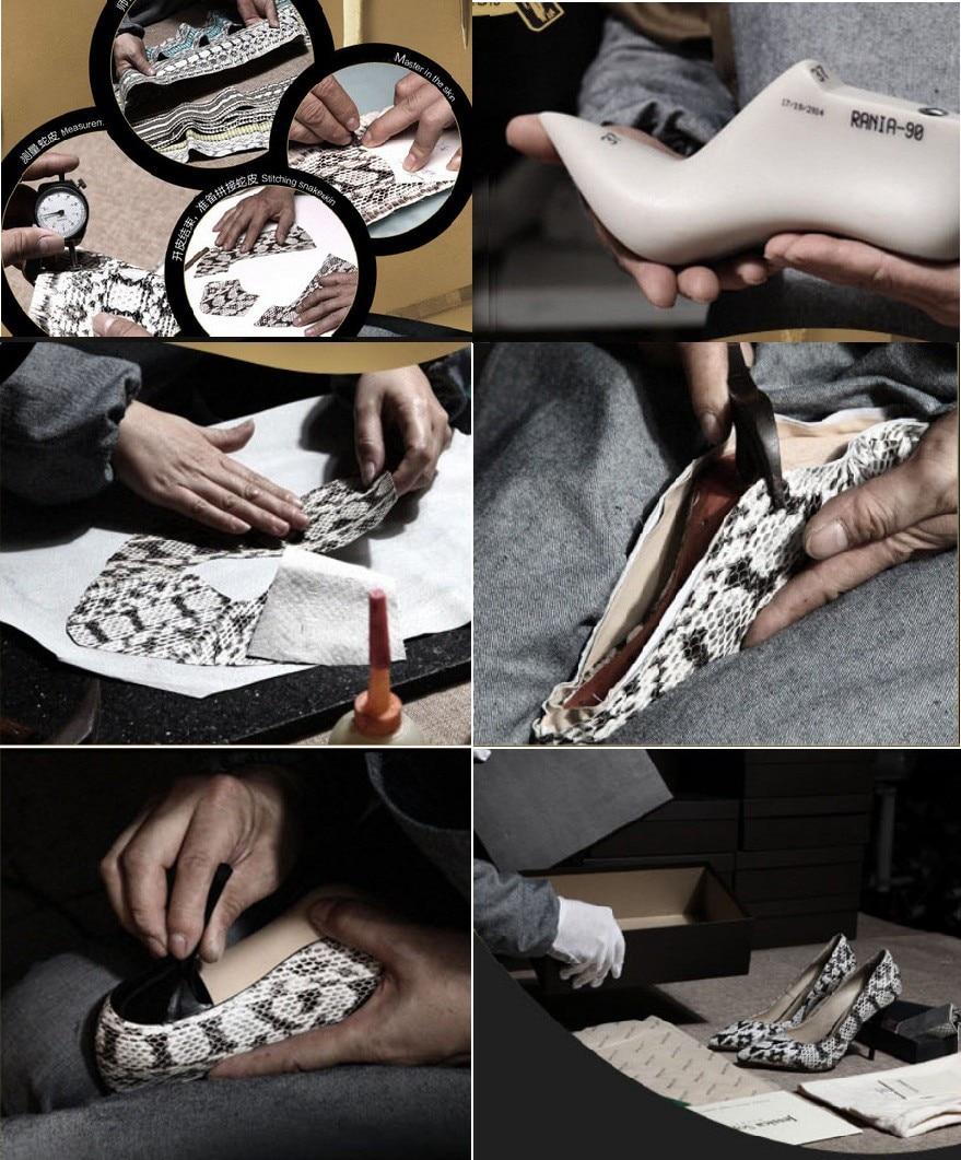 b22e704e13b ONLY  99.99!!! Amourplato Women s Pointed Toe Animal Print Horsehair ...