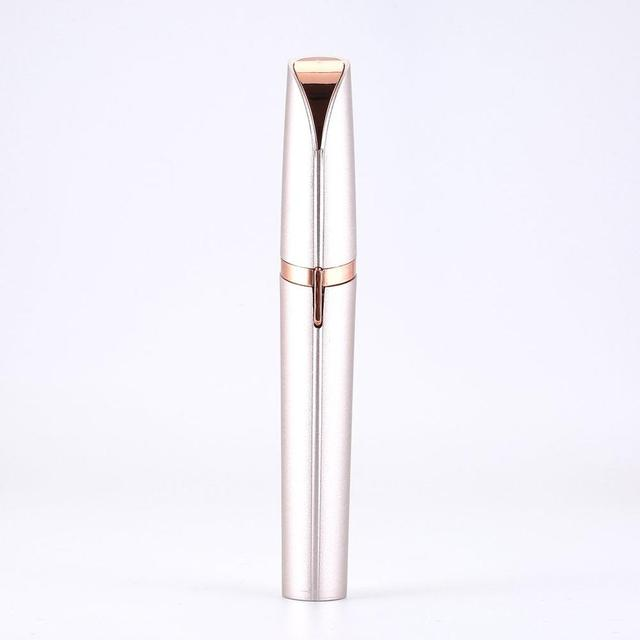 Mini Electric Face Body Legs Brows Hair Remover Epilator Mini Eyebrow Shaver Instant Painless