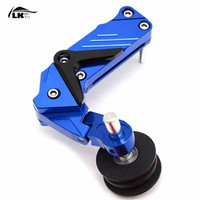 Universal motorcycle accessories CNC Automatic Adjustable Conversion Motorcycle Chain Tensioner For davidson harley touring