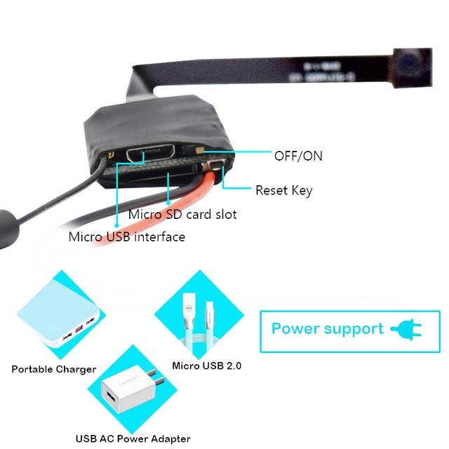 Mini Wifi Camera Remote Control 1080P Full HD Wireless P2P Video Audio Recorder  wi fi Camera  Mini Cam DV Camcorder IP Camera 2