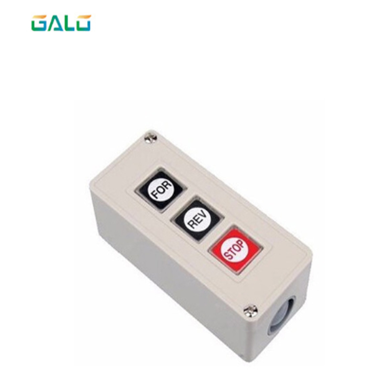 Open Stop Station Exit Push Button For Gate Motor Opener Boom Barrier Gate