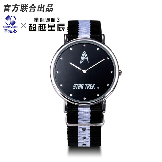 STAR TREK Enterprise Starfleet Models Spock quartz waterproof watch hot tv series For daniel wellington DW style Christmas Gift