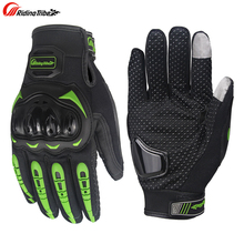 Motorcycle Gloves Wear Drop Resistant Racing Moto Gloves Motorbike Breathable Mesh Fabric Cycling Gloves Moto Luvas Guantes