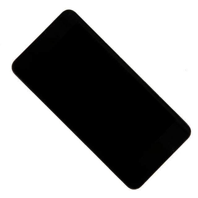 Exibir montagem com tela sensível ao toque para nokia para lumia 630, 635, preto