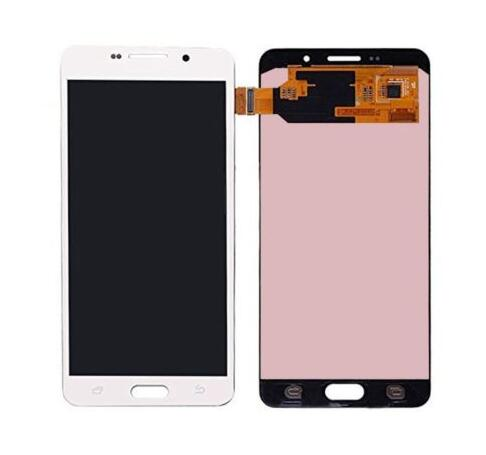 2016 For samsung Galaxy A7 A710 Lcd screen display with Touch Glass DIgitizer Assembly Amoled version