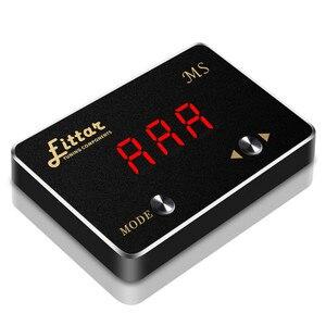 Автомобильный электронный контроллер дроссельной заслонки Авто ускоритель педаль газа Commander для HYUNDAI i30 (FD) 1,4 & 1,6 бензиновые двигатели 2011-2012