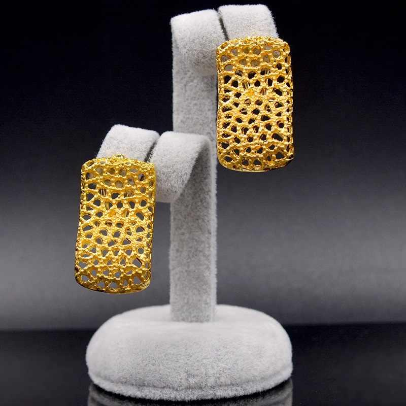 Sunny Schmuck Legierung Skeleton Aushöhlen Frauen Schmuck Sets Halskette Ohrringe Anhänger Für Party Hochzeit Geschenk Schmuck Erkenntnisse