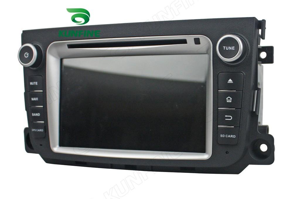 Car dvd GPS Navigation player for BENZ SMART B