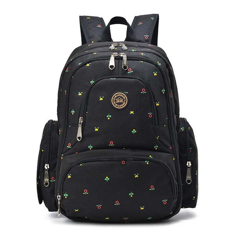 Free shipping Large capacity multifunctional mummy backpack nappy bag baby diaper bags mommy maternity bag babies care product