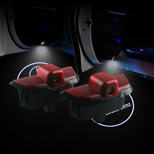 2019 for Mercedes Benz LED Door Logo Welcome Light Laser Projector Ghost Shadow W204 C Class C180 C200 C350 lamp benz circle