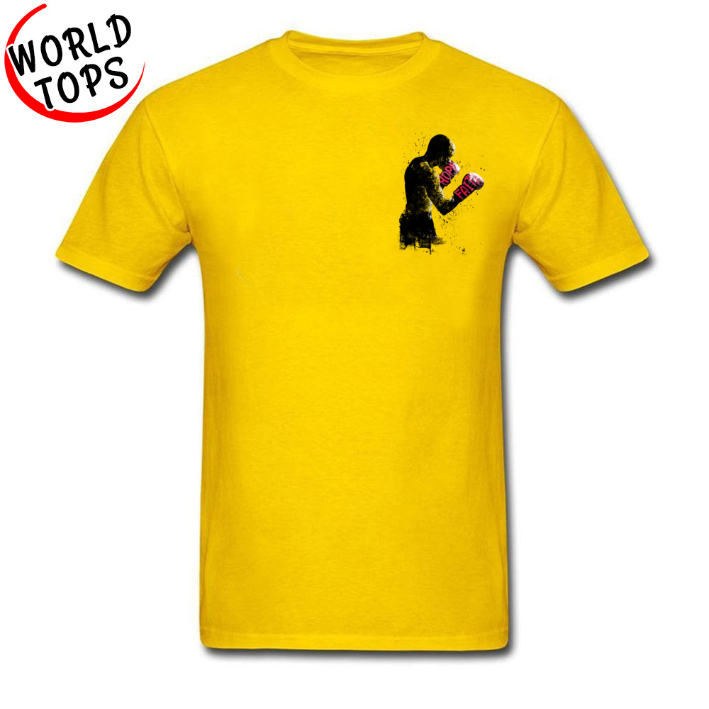 Men's Clothing Mcgregor Tshirt Irish Team Boxer Winner Cool Top Quality T Shirts For Handsome Man 100% Cotton Casual Tops T-shirt O Neck Tops & Tees