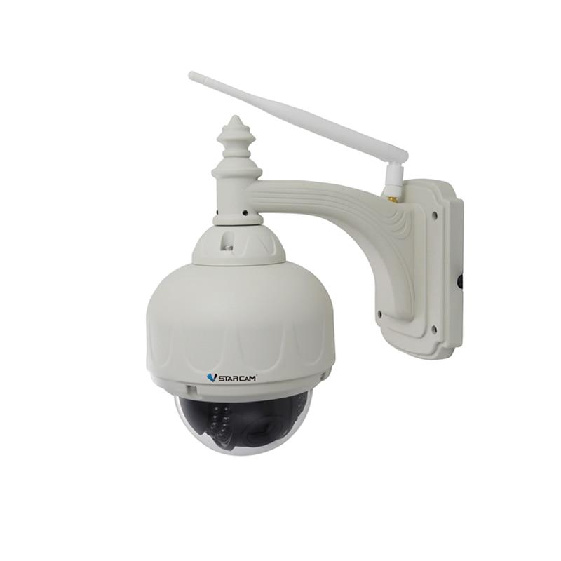 bilder für Vstarcam c7833wip wifi 1mp hd 720 p ip-kamera p2p infrarot freien wasserdichte dome ptz drahtlose mit pan/tilt ir-cut-kamera
