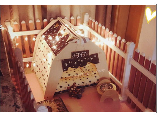 A Variety Of Styles Kennel Cat House Small And Medium Dog Pet