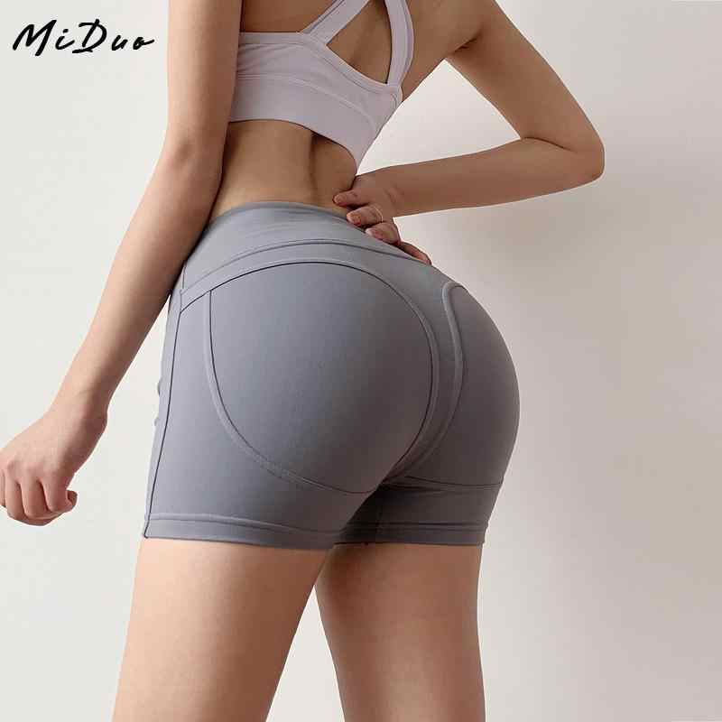 a128283f5e ... 2019 New Hot Sale Women Girl Running Jogging Short Exercise Gym Fitness  Workout Yoga Shorts Pants