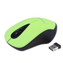 Беспроводная Мышь 2.4 Г 1600 ТОЧЕК/ДЮЙМ USB Оптическая Мышь Gaming Gamer Мыши Беспроводной Ноутбук Мышь Ратон Inalambrico USB Приемник